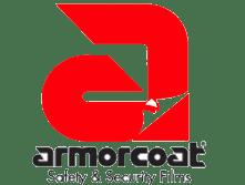 logo kaca film v armorcoat - Kaca Film Clear